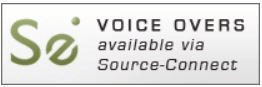 Sharon Alexander Voice Over Talent Source Connect Logo